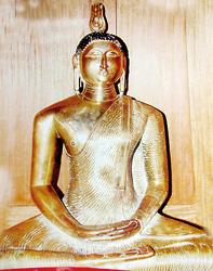 Brass for gold: Antique thieves switch statues