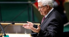 Abbas heads home to hero's welcome after UN vote on Palestine