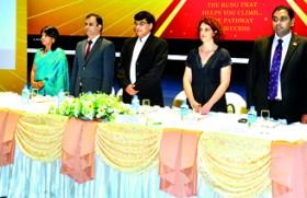 Edexcel presents over one hundred World Prizes to Sri Lanka