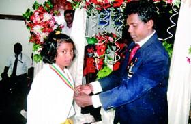 Achini wins gold in karate c'ship