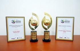 SLIM wins two prestigious global awards
