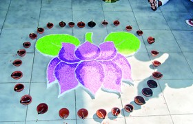 MMI celebrates Diwali