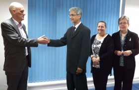 UK's The Bournemouth & Poole College signs Agreement with Key Academy