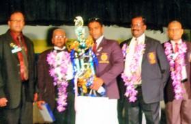 Elkaduwa Best Sportsman of St. Thomas' Matale