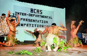 BCAS Campus Inter Department Presentation Competition