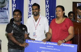 """Northshore College of Business & Technology collaborates with """"iGenius 2012"""""""