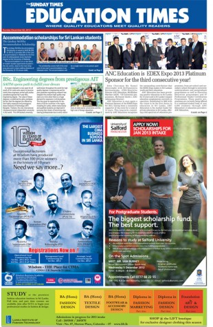 Cover – Education Times
