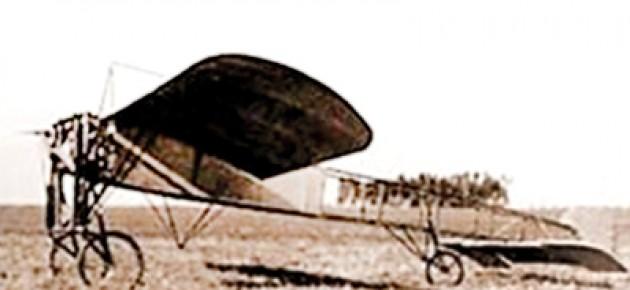 Ceylon's first flights