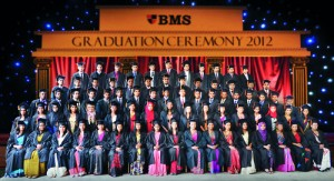 Graduates of Northumbria University, UK Bachelors Degree in Business and Management and Leadership and Management programmes.