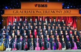 BMS Graduation Ceremony 2012