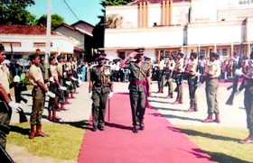 Nimal conferred with Brevet Colonel Position