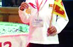 Dimuthu and Dusara from Rahula shine at Mathematics and Science Olympiad 2012