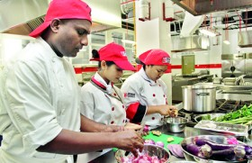 Unique learning opportunity with MSU's hospitality programmes