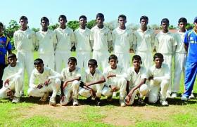 Vijayaba qualify for Under 15 division three final