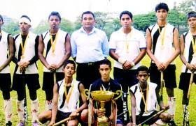 Vijaya and Pushpadana colleges win hockey sixes