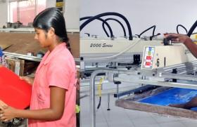 Sri Lankan screen printing firm plans overseas expansion