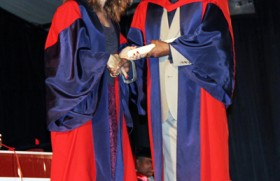 Hony. doctorate for veteran architect Surath Wickramasinghe