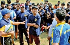 Rugby Workshop in Jaffna