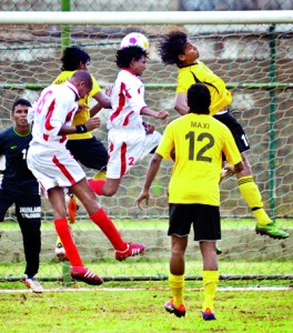 If one asks what is really wrong with our football, the answer will be there's nothing wrong with it other than administrators' lapses - File Pic