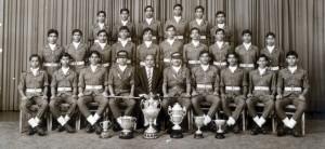 1977 Nalanda College Senior Cadet Platoon