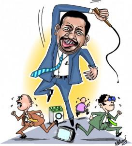 Musing Cartoon