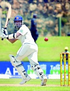 Sri Lanka Test cricket team's wicketkeeper/batsman Prasanna Jayawardene was one of the batters from the touring party to come among runs in Australia ahead of their first match at Hobart which begins on Friday. - File Pic