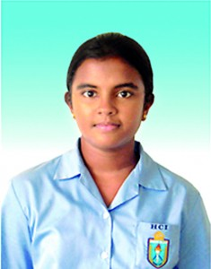 Punsara  Tennakoon World Prize Winner (7th Position) Maths & Science