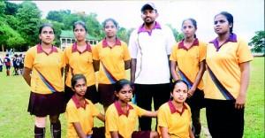 Pushpadana Girls' School Kandy – Girls Champion