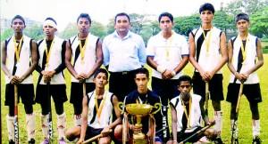 Vijaya College Matale – Boys Champion.