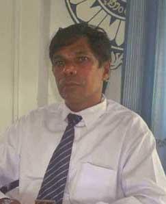 The�principal of the  college, K.K.Gnanasiri