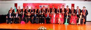 Graduates- Postgraduate Diploma in Hospital Administration