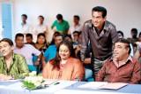 'Sannali Sihinaya'; Hirdaramani's Got Talent