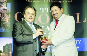 Venora International bags the second International Award in 2012