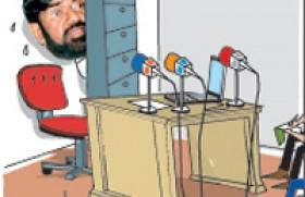 Impeachment: Minister Keheliya avoids media