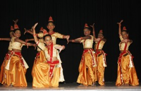 INTER SCHOOLS DANCE COMPETITION 2012