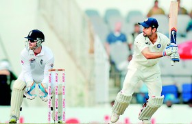 Dhoni 'cooked' at stumps