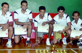 NDB emerge champs in 'B' Division