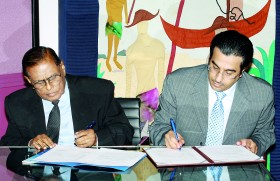 Qatar HRC, Lankan human rights body sign MoU