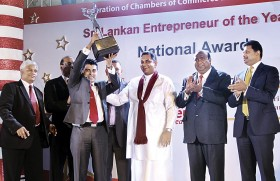 EPIC Lanka chief is 2012 Entrepreneur of the Year