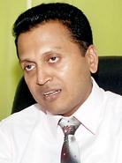 Matale Base Hospital head Dr. Arjuna Tillekeratne.  Pix by M.D. Nissanka