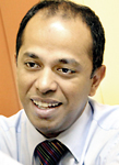 Dr. Cassim: Elated with result