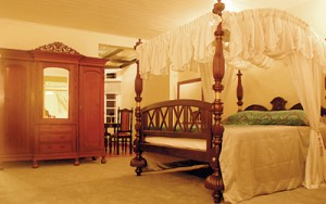 Molly's Suite: A lady's touch