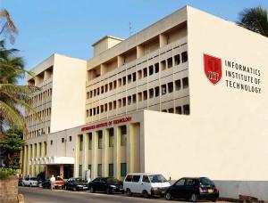 IIT building (logo)