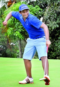 Last year's silver division winner Zafar Sikkandar could be one of the top contenders this year. - Pic by Amila Gamage