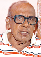 L.B. Herath,former attendant at the Matale hospital