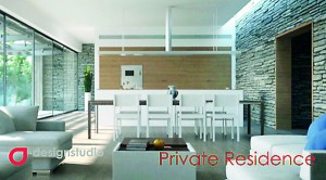 Residence Design by a-design studio