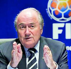 Sepp Blatter copy