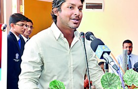 Sanga wows at Vidura