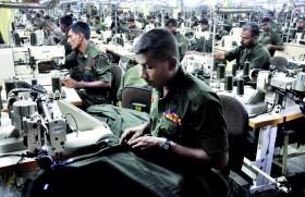 Lankan Army's Ranaviru Apparels takes new strides towards the export market