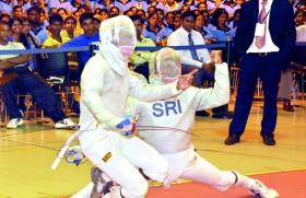 Slimline FC wins inaugural Fencing National Championship